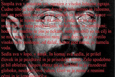 Ivan Cankar bolezen