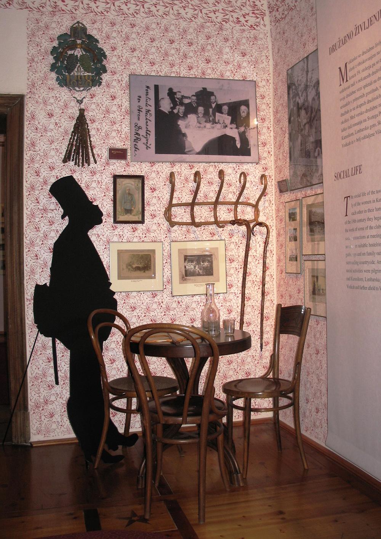 kamnik bourgeoisie in the 19th century mmk